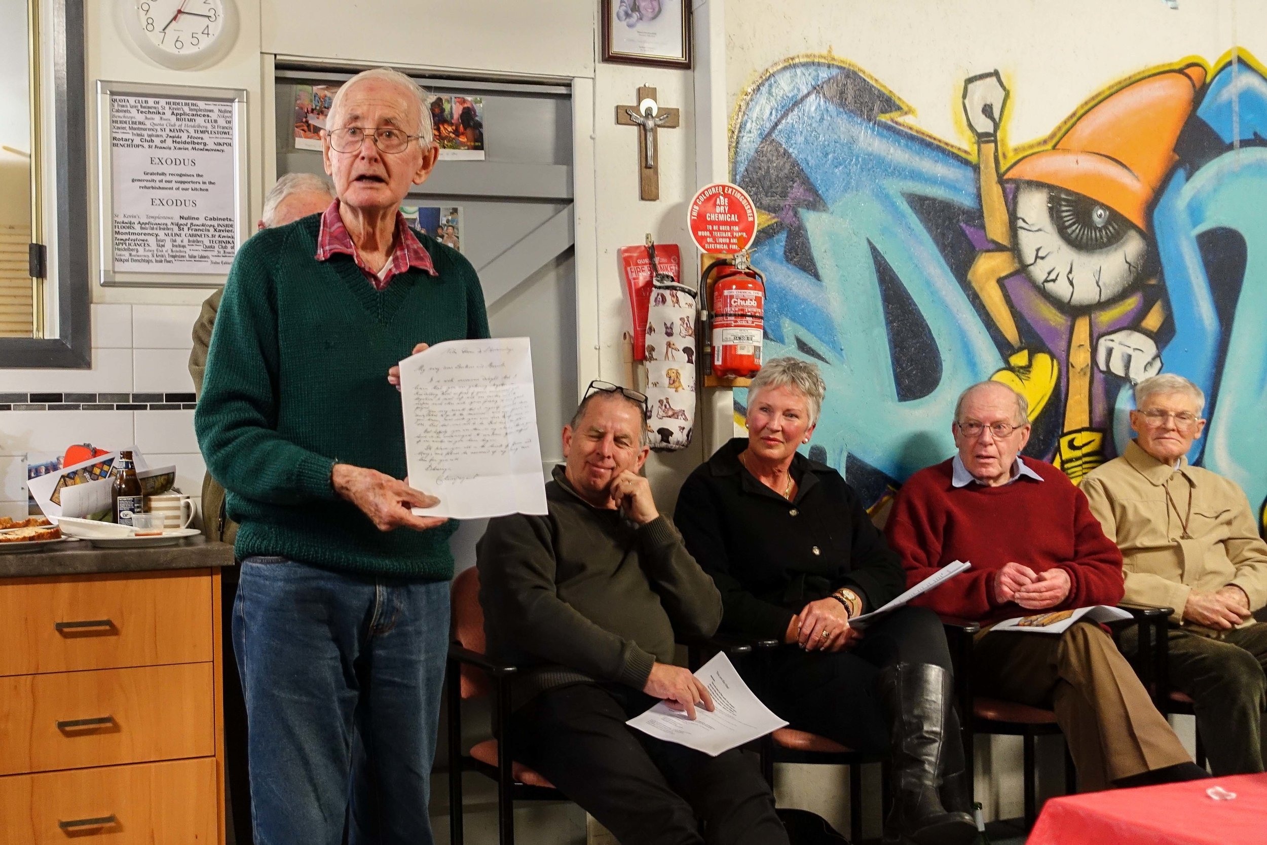 Letter from Father Champagnat - Br. Barry Lamb