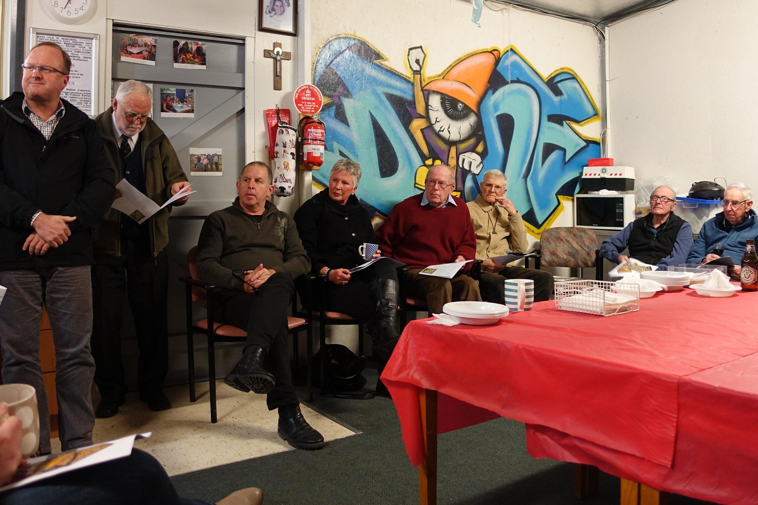 Melbourne Marists - Heidelberg West Gathering 2