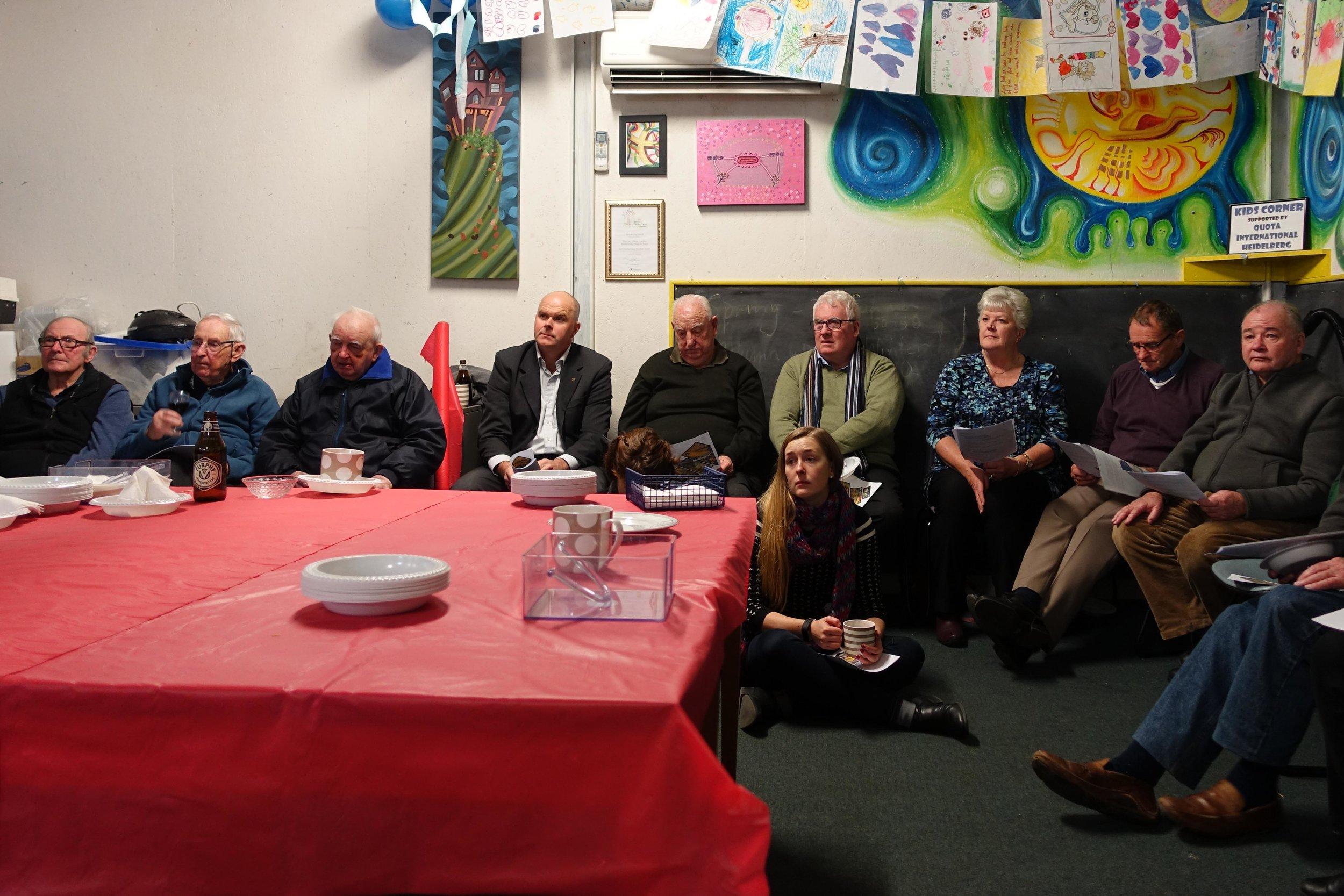 Melbourne Marists - Heidelberg West Gathering