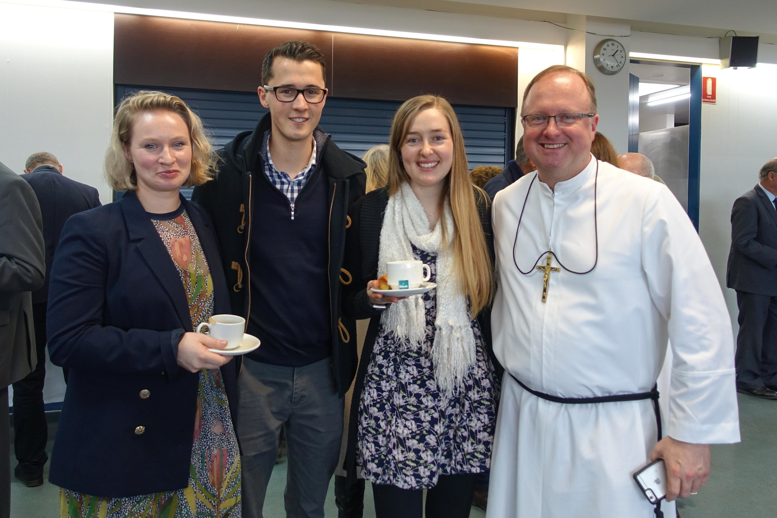 Marist Bicentenary 2017_Melbourne_Br Greg and young Marists.jpg
