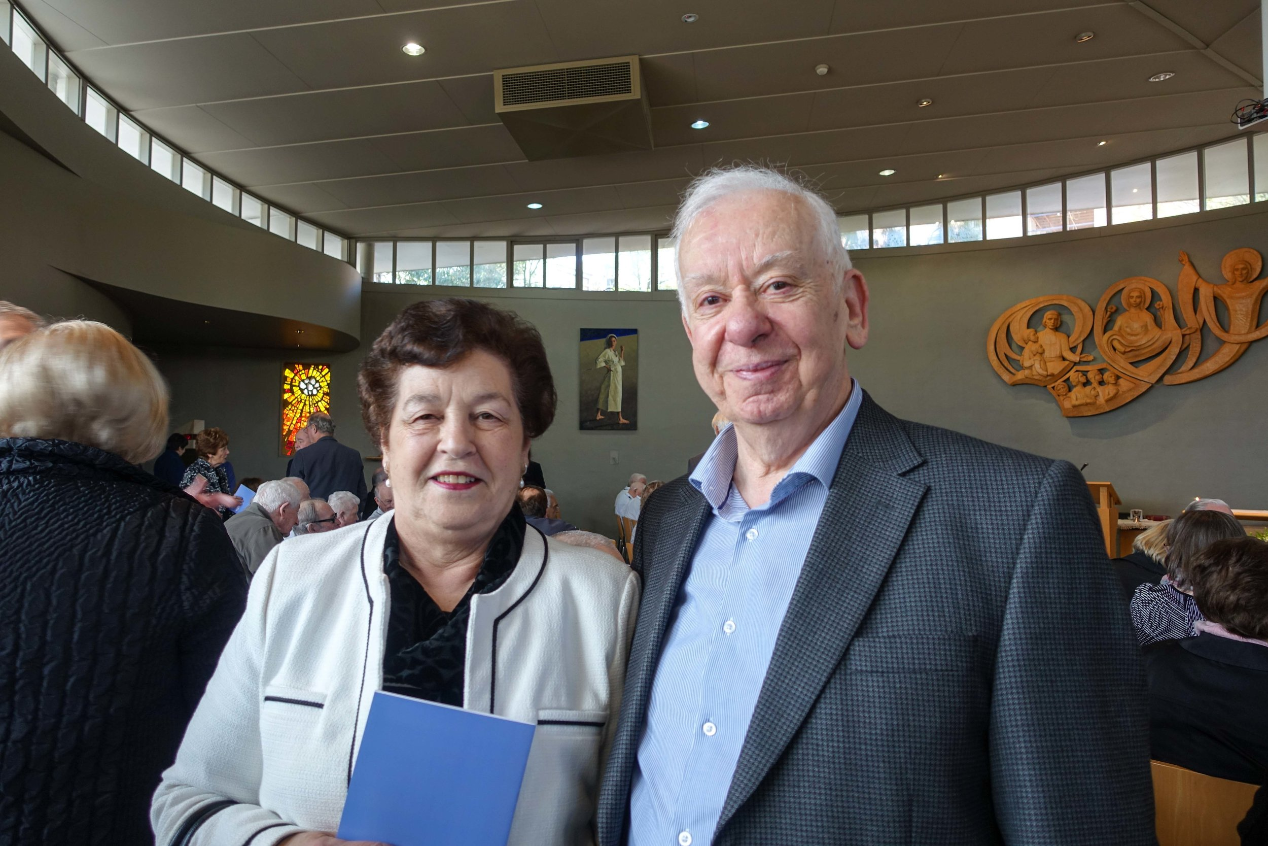 Marist Bicentenary 2017_Melbourne_Carmen and her husband.jpg