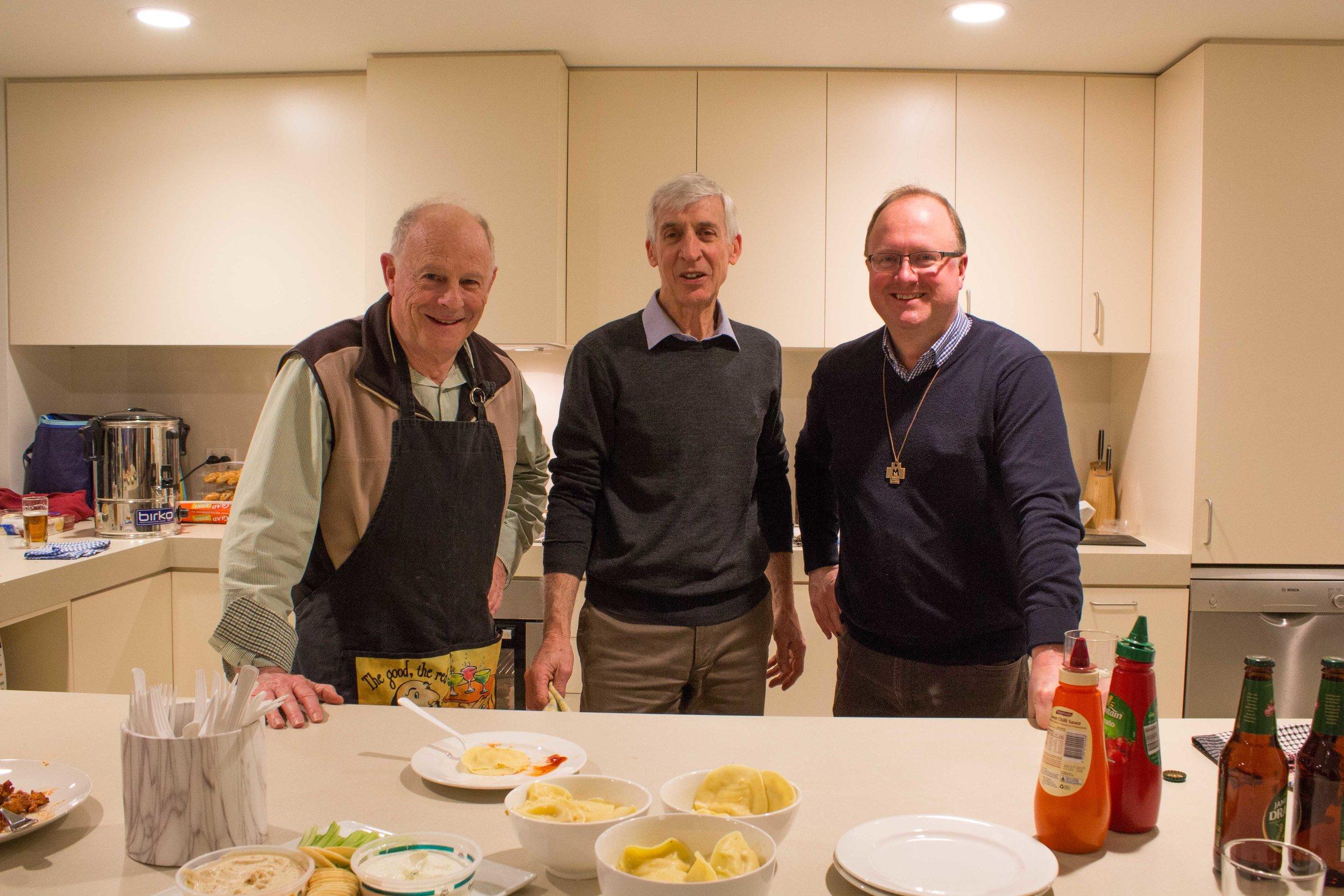 Our hosts Brs Frank, Dennis and Greg.jpg