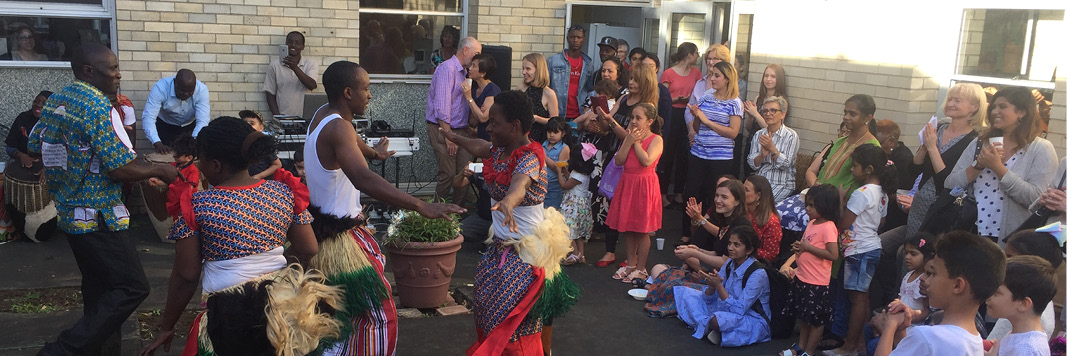 Marists Collaborate with Jesuit Refugee Service at Westmead JRS    Community:  Jesuit Refugee Service, La Valla Monastery, Westmead Sydney  Volunteers:  Sydney Marists welcome  December 2018