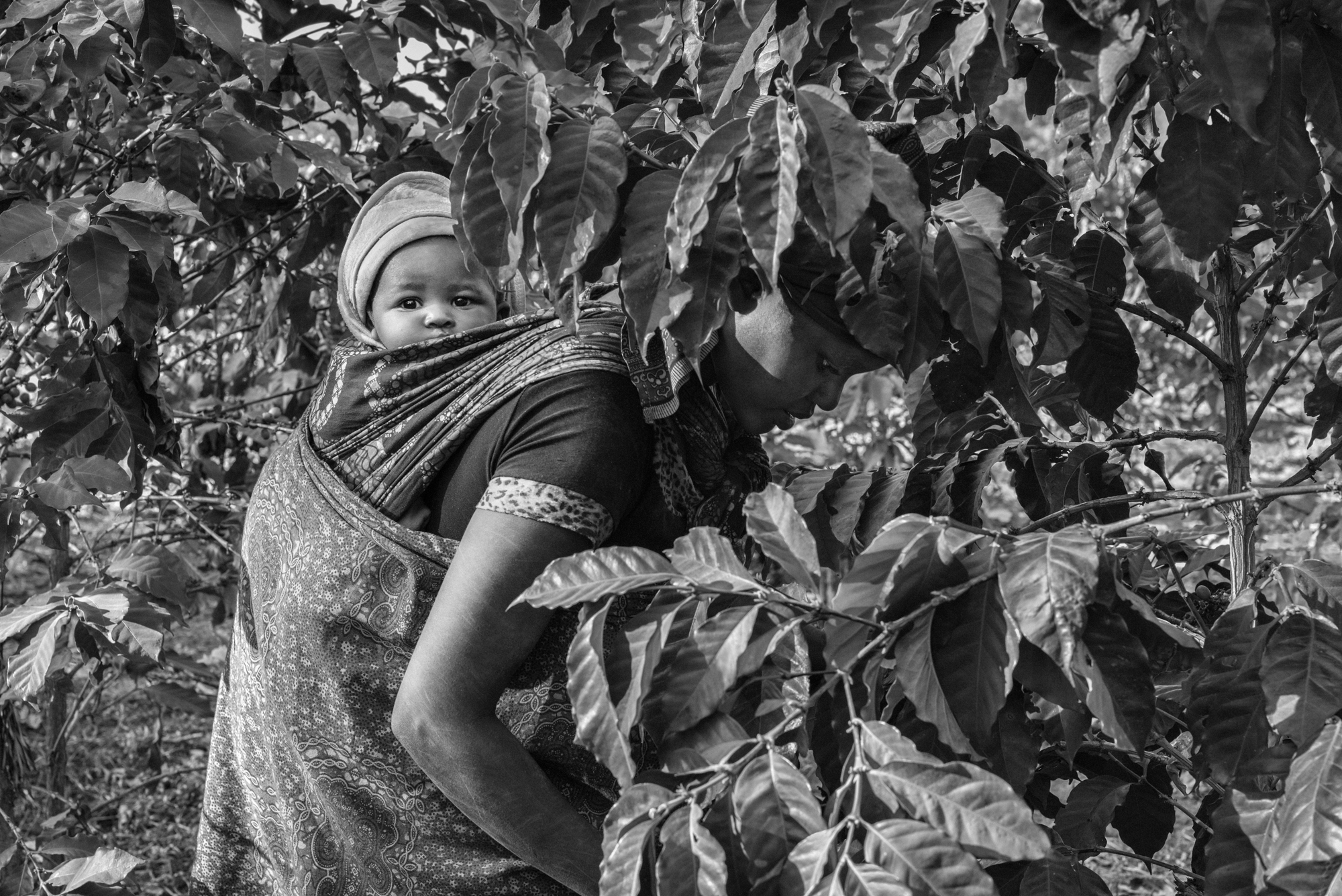 Mother and Child, Tanzania,  2015