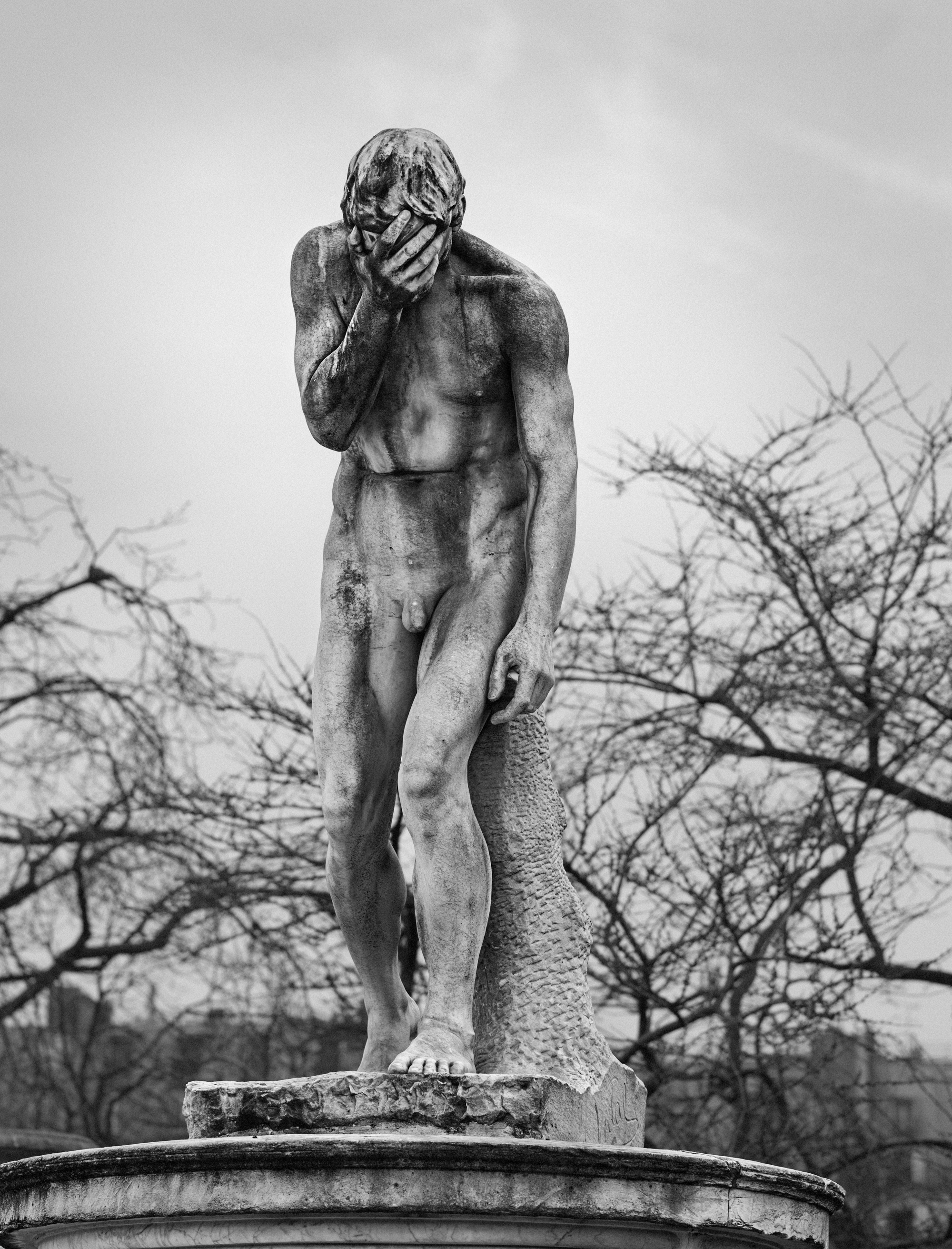 Cain, Paris 2014
