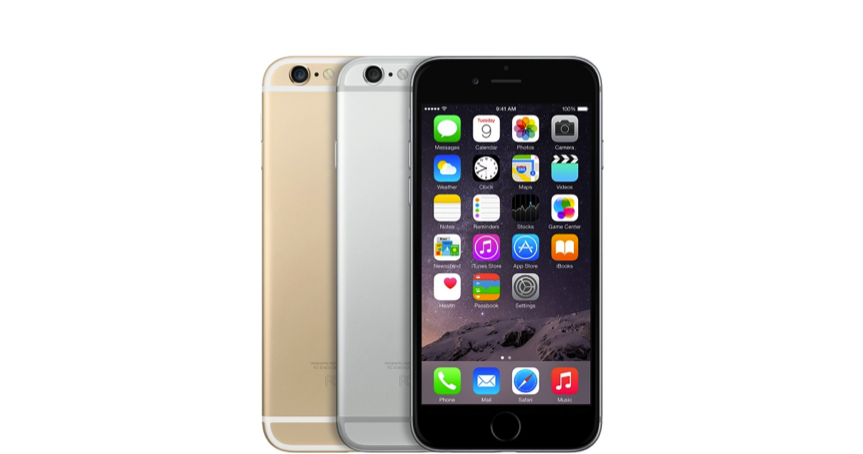 iphone 6 colours