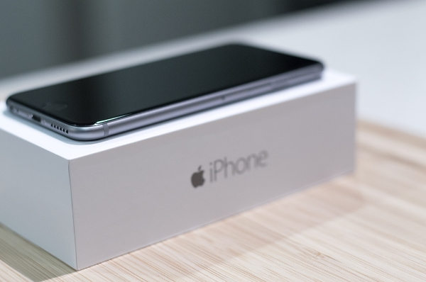 iphone 6 with box