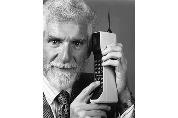 Martin Cooper: Father of the mobile phone