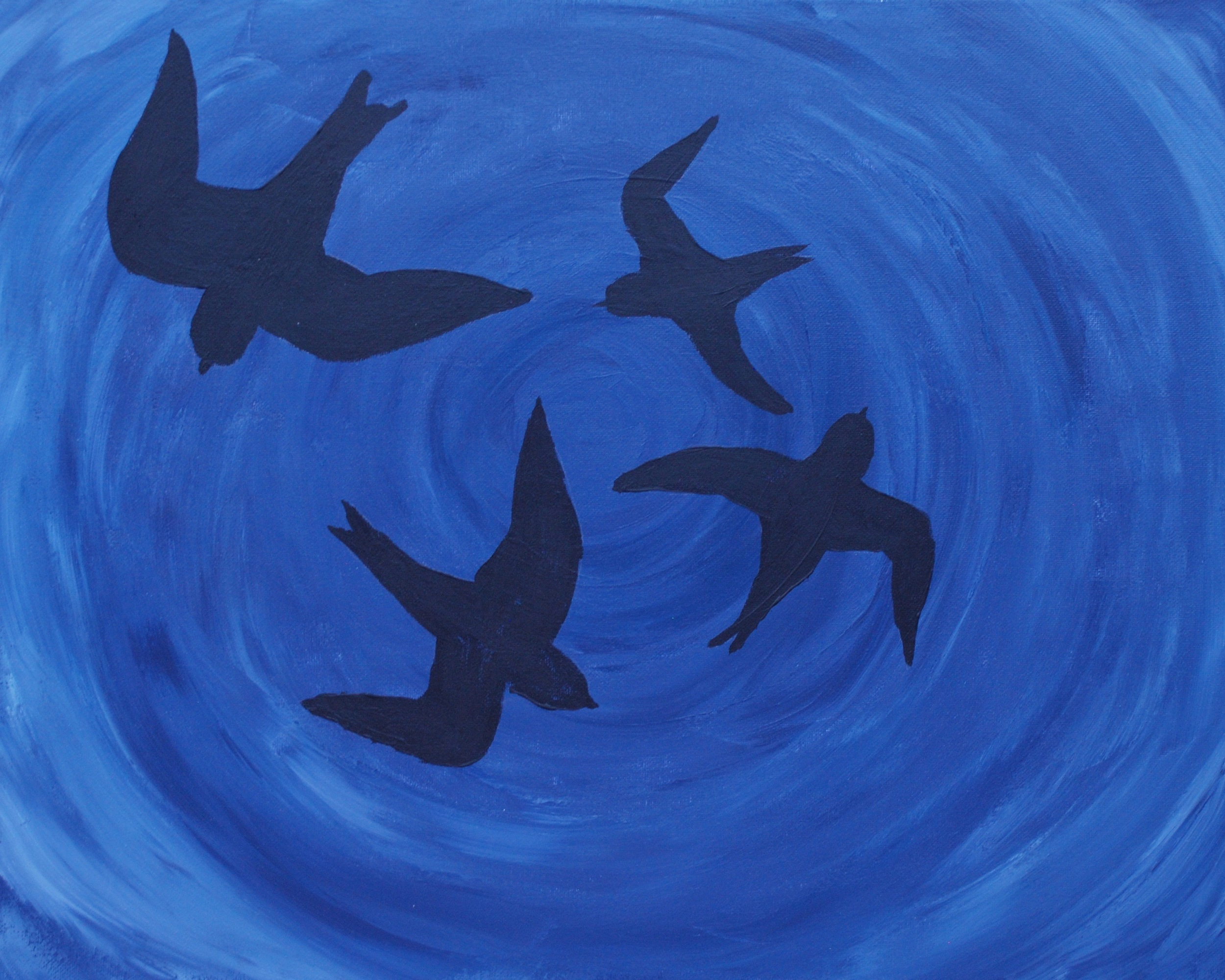 III: Abîme des oiseaux