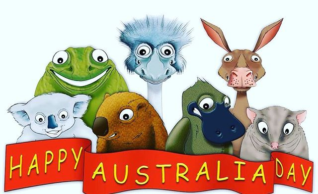 Thinking of all my Aussie peeps around the world and wishing you all a very happy AUSTRALIA DAY 2016! No matter where you are may you celebrate in true Aussie style #imaproudaussie #australiaday2016 #celebratethemoments #australiadaylondon