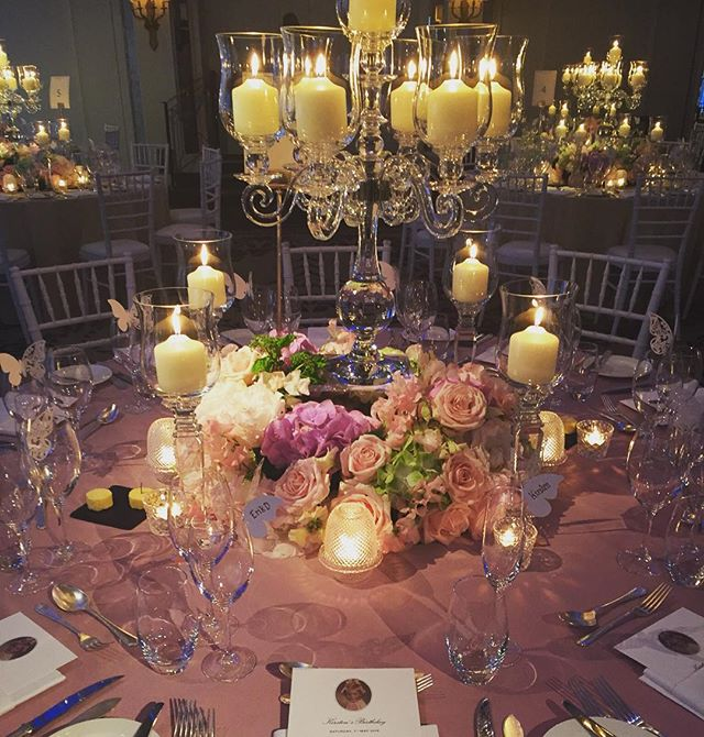 What a perfect way to celebrate a birthday. Thankyou @the_berkeley @mountstreetprinters and @rvhfloraldesign for all your help putting together such an incredible evening. #celebratethemoments #londonparties #happyclient #itsallinthedetails