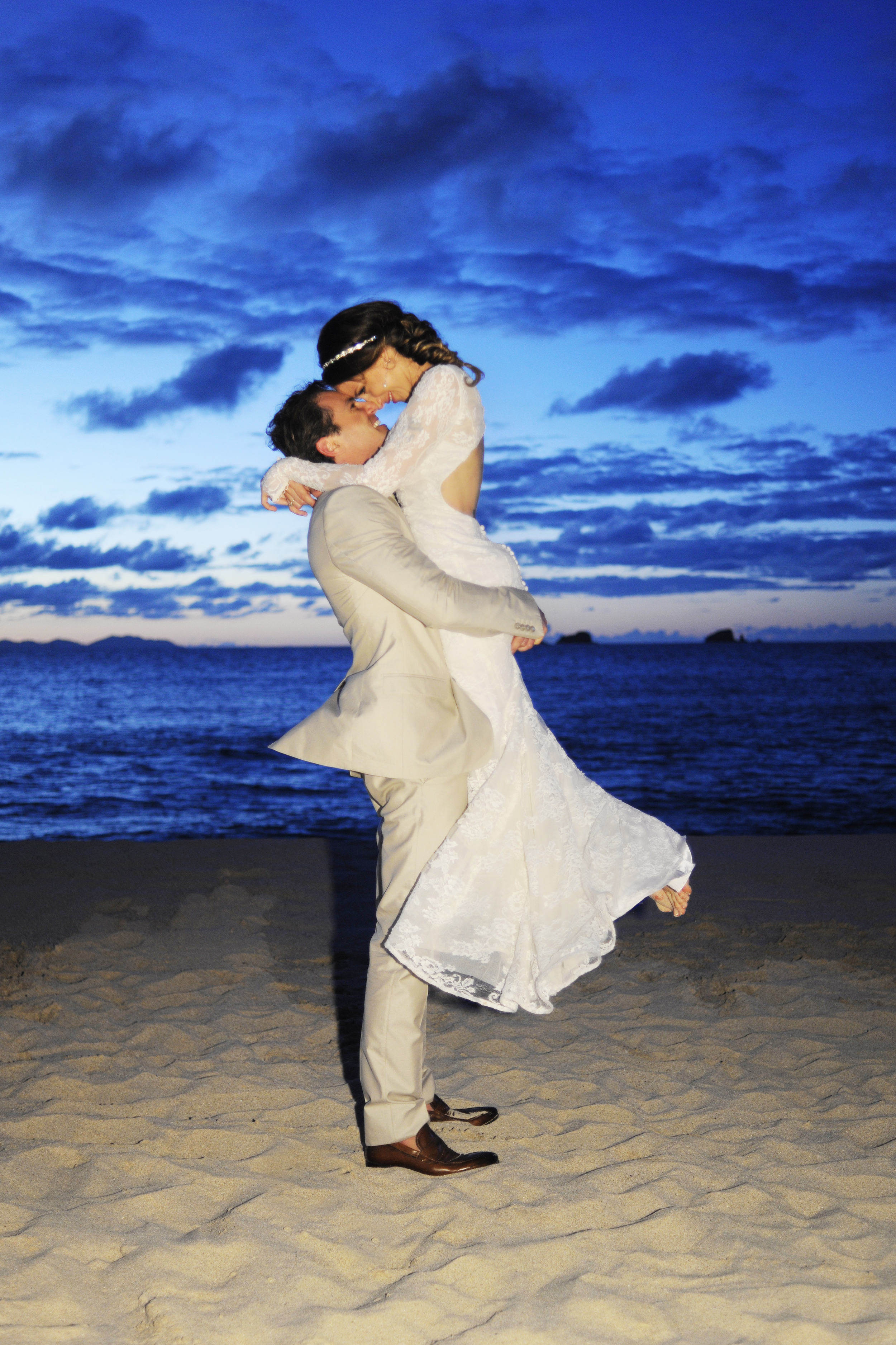 Beach Wedding. Taiwana Hotel. Jewish Ceremony.