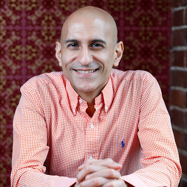 Jehangir Mehta | Executive Chef & Owner at Graffiti Earth