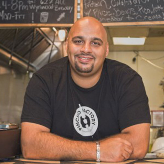 Nedal Ahmad | CEO & Co-Founder at Pincho Factory