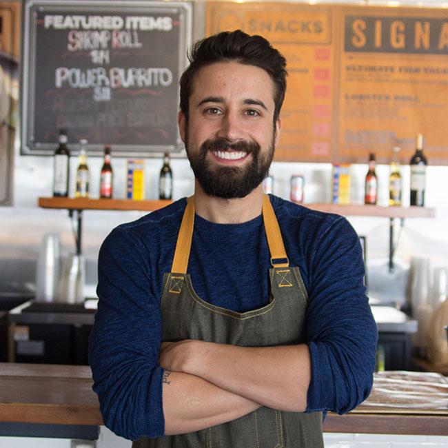 Andrew Gruel | CEO & Founder at Slapfish