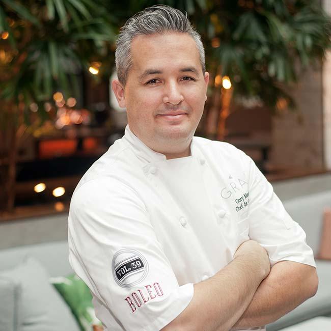Cory Morris | Chef de Cuisine at Boleo
