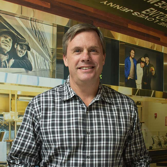 Rick Vanzura | CEO of Wahlburgers and Alma Nove