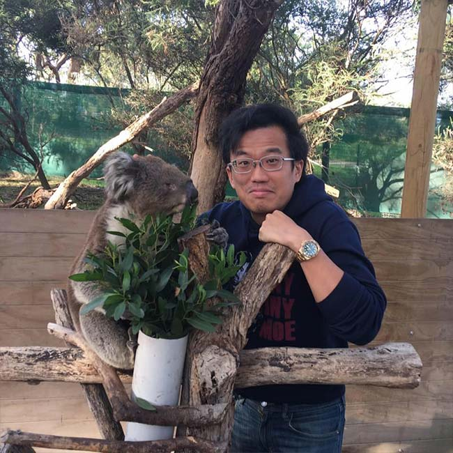 Michael Wen | Founder & Partner of Kung Fu Tea