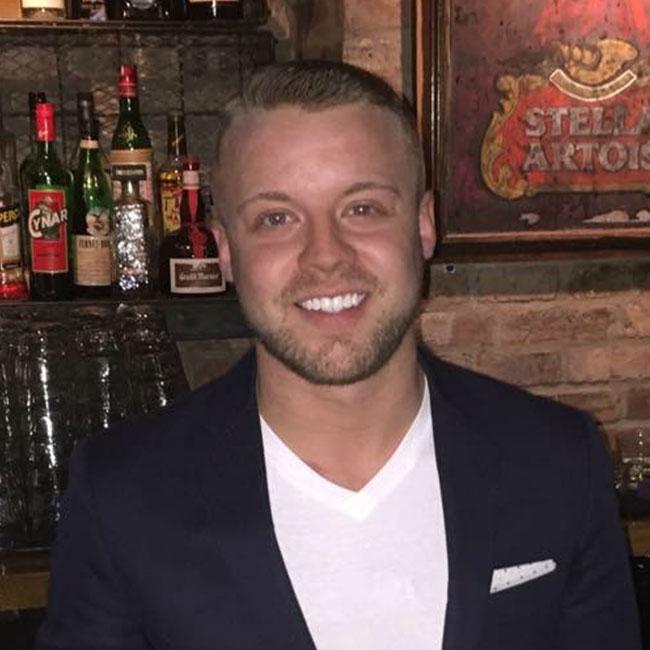 Tommy J. Lansaw | Bartender at Wood