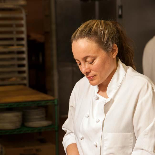 Sarah Stegner | Chef/Owner at Prairie Grass Cafe
