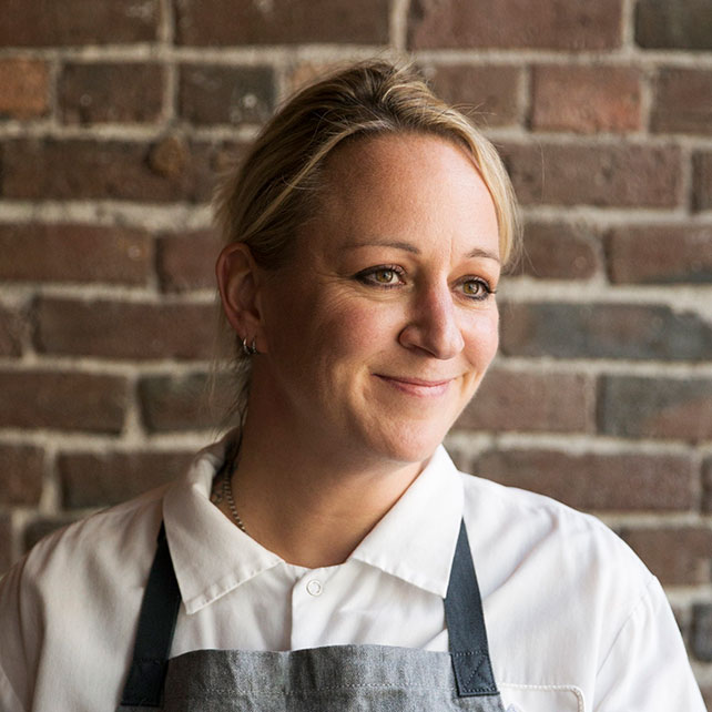 Carolynn Spence | Executive Chef, Shaker + Spear Seattle, Washington