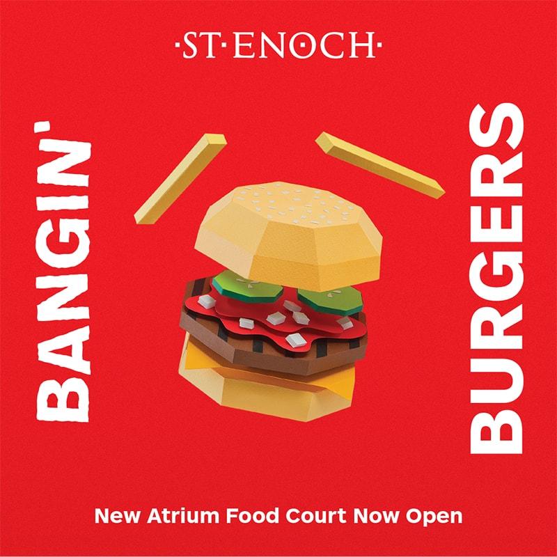 eleanor-stewart_St-Enoch-Centre-Food-Court_Jamhot_Paper-Models_burger.jpg