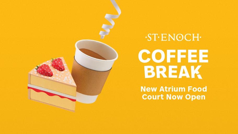 eleanor-stewart_St-Enoch-Centre-Food-Court_Jamhot_Paper-Models_Coffee_cake.jpg