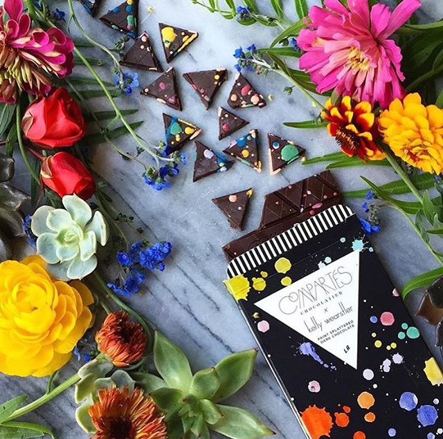My favorite chocolate to date.Image from @compartes