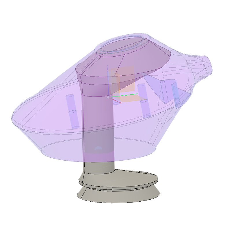 schmitt design orb fixture modern lighting 2