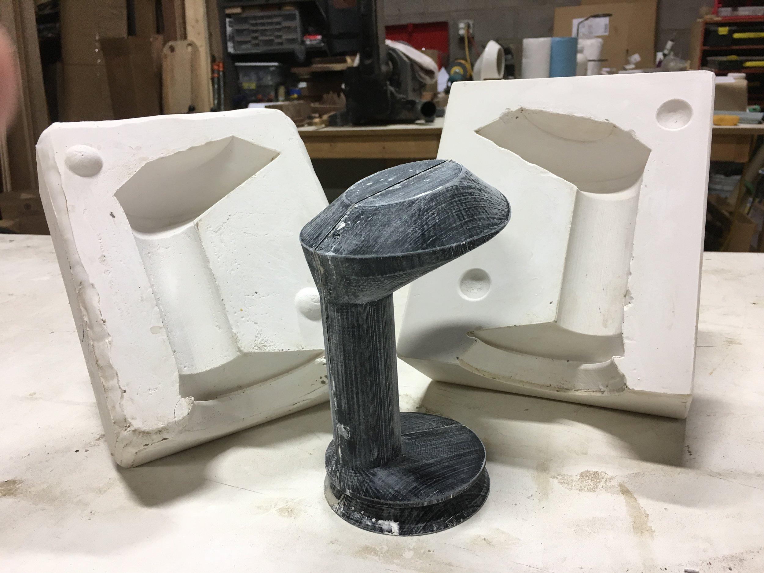 schmitt design orb fixture modern lighting 3