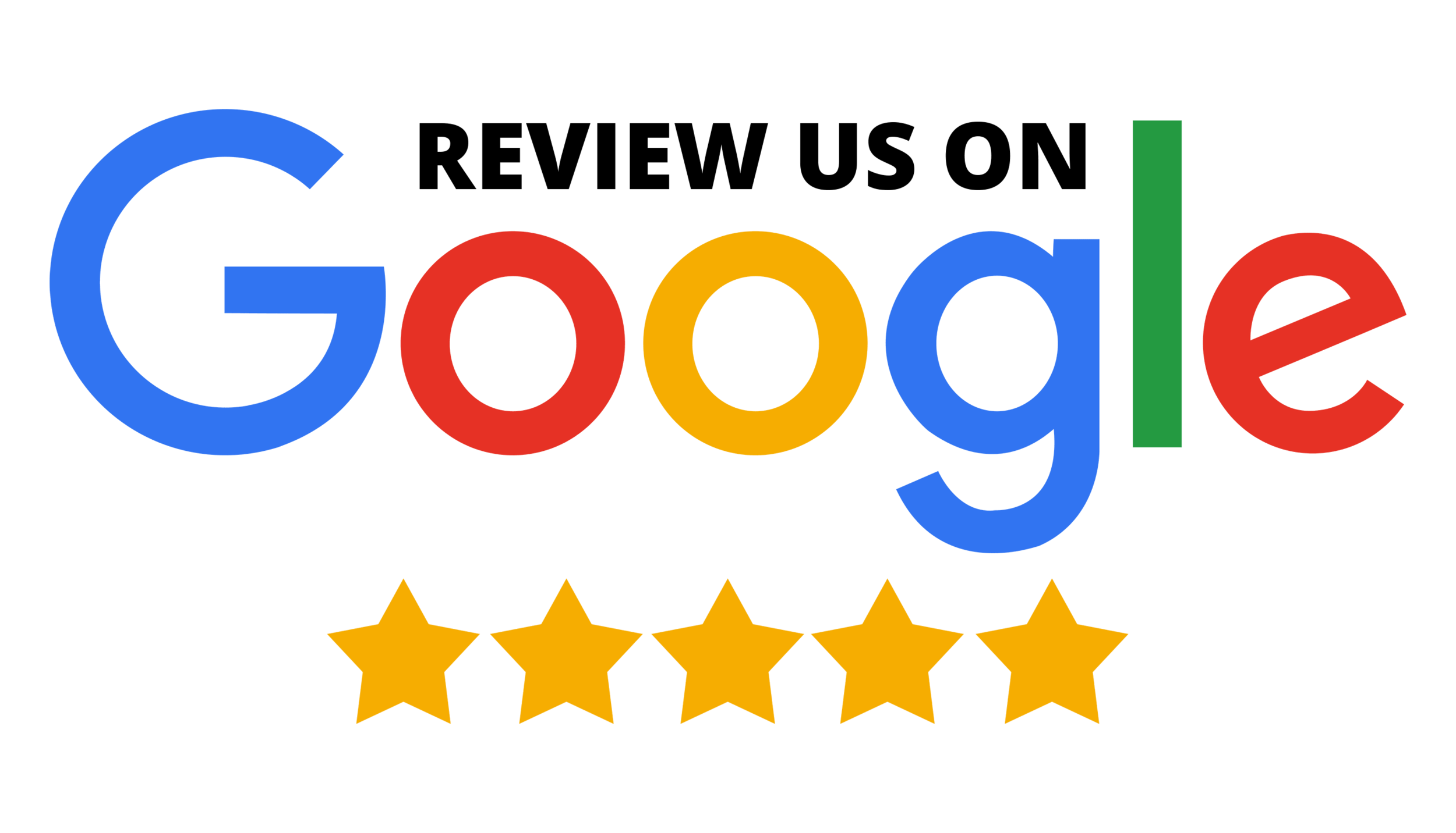 Click Here  to give us a stellar review on Google.