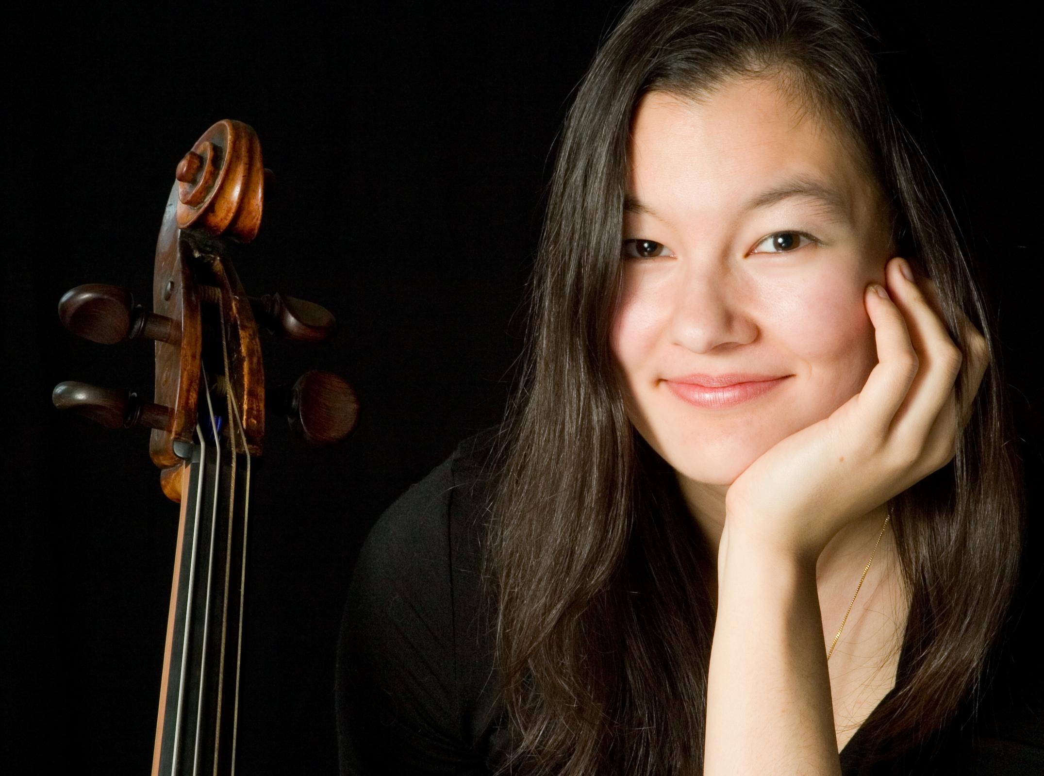 Shirley Hunt, cello & viola da gamba