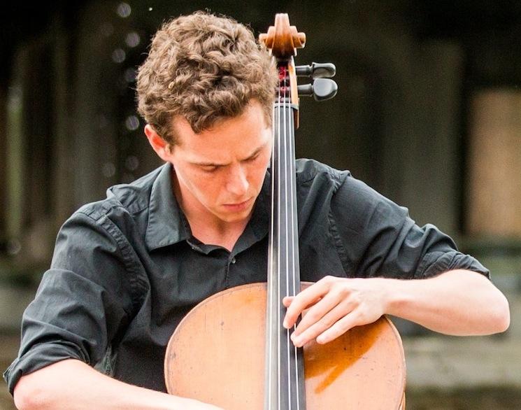 Keiran Campbell, cello