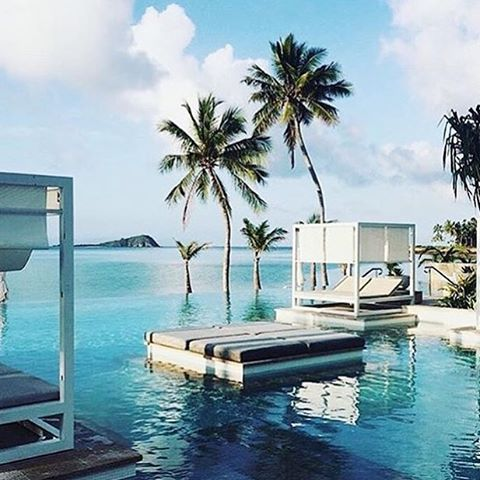 This photo of the One & Only on Hayman Island by @wheresbrentbeen is too perfect! #haymanisland #travellife