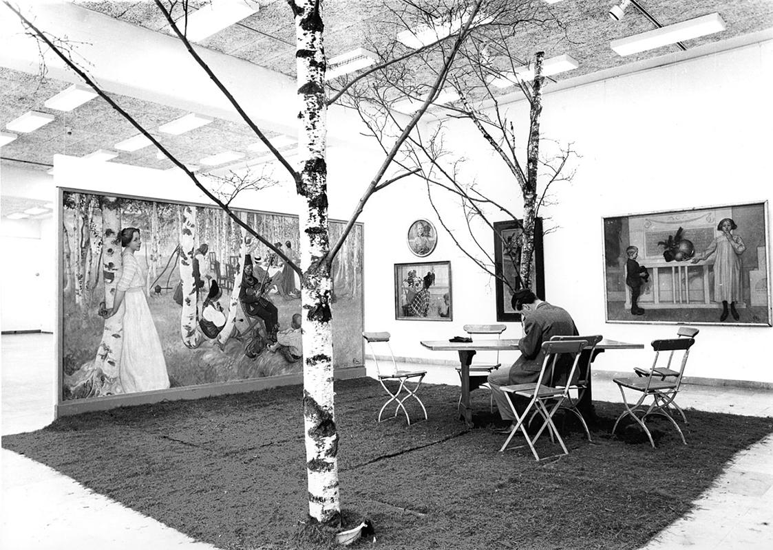 Falkhallen  1971 .