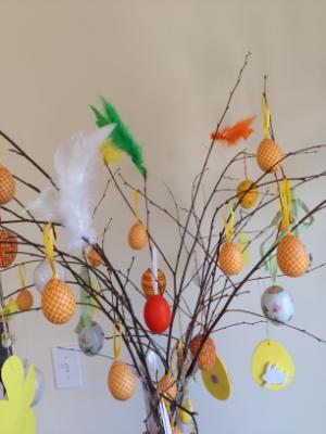 Swedish Easter twigs