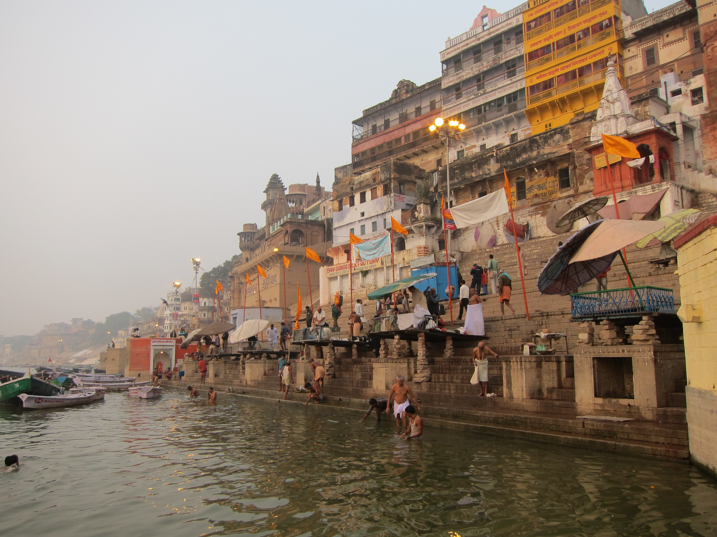Varanasi & Golden Triangle, India