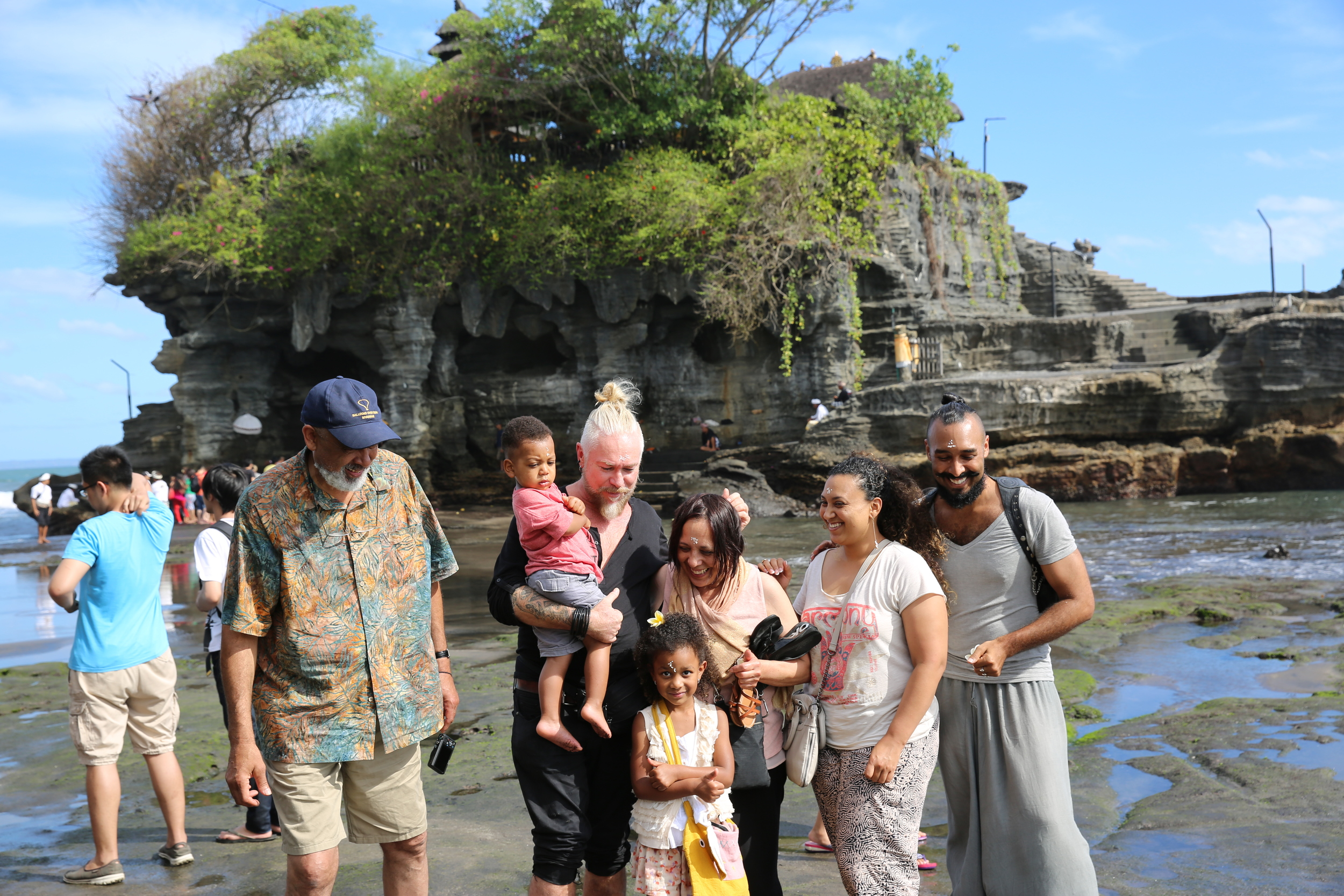 Family Time in Bangkok, Bali & Krabi