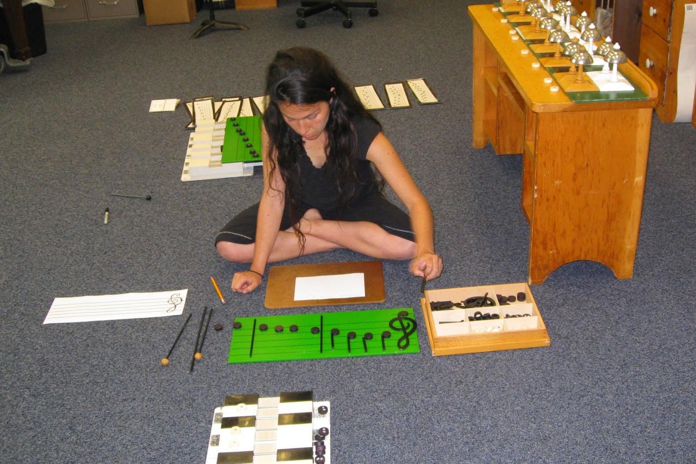 Montessori Bell Work