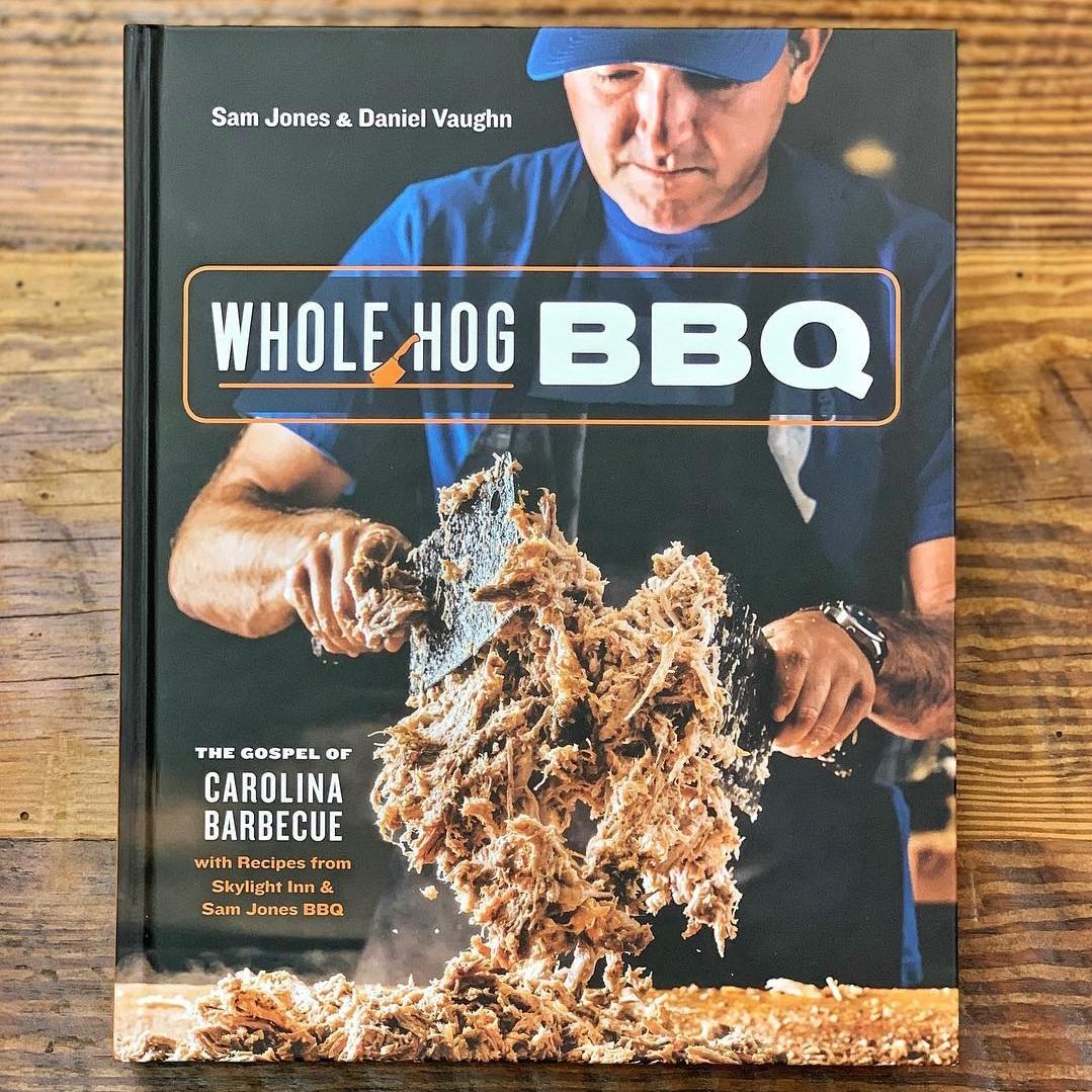 Sam Jones Cookbook