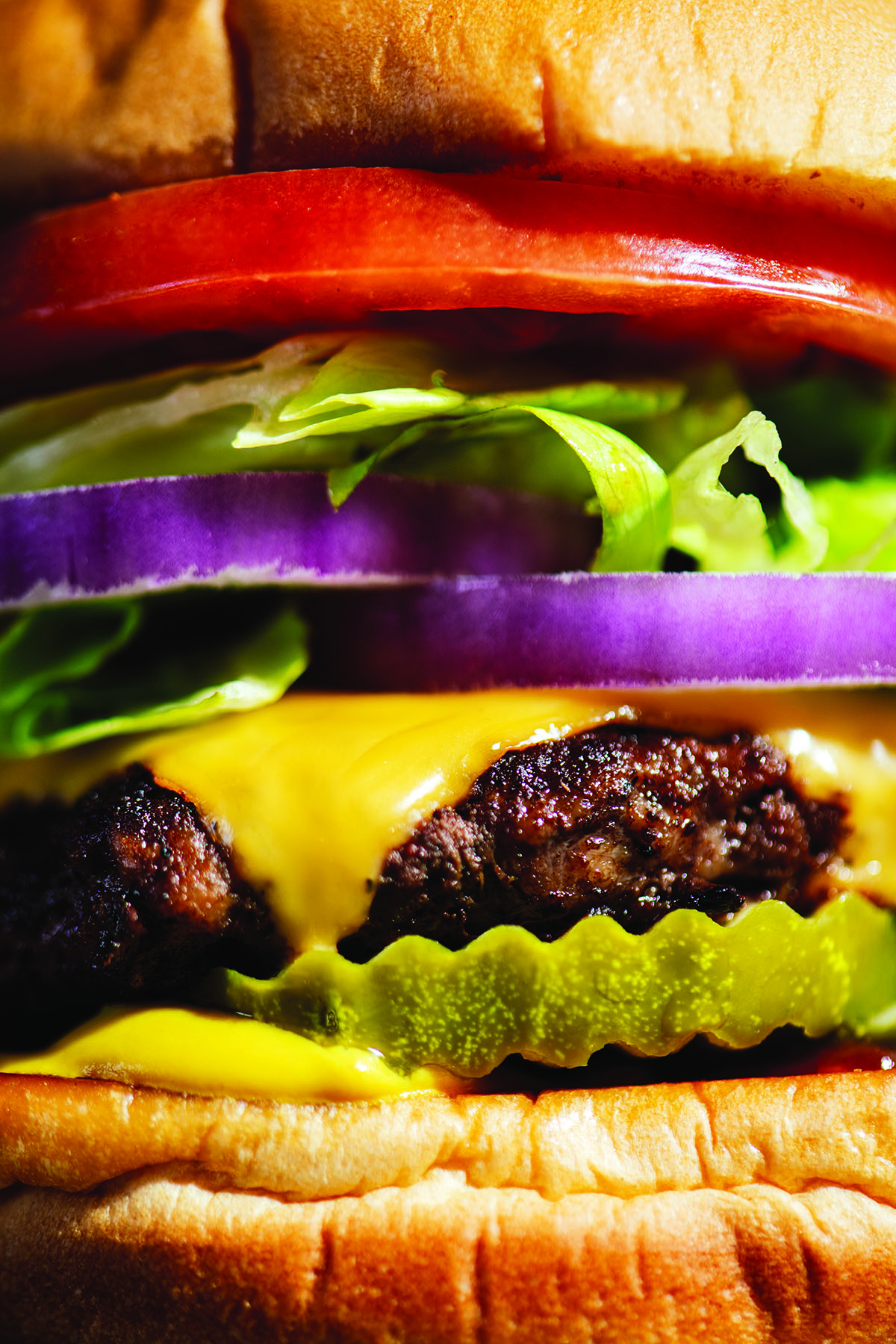 Sam Jones Burger Recipe