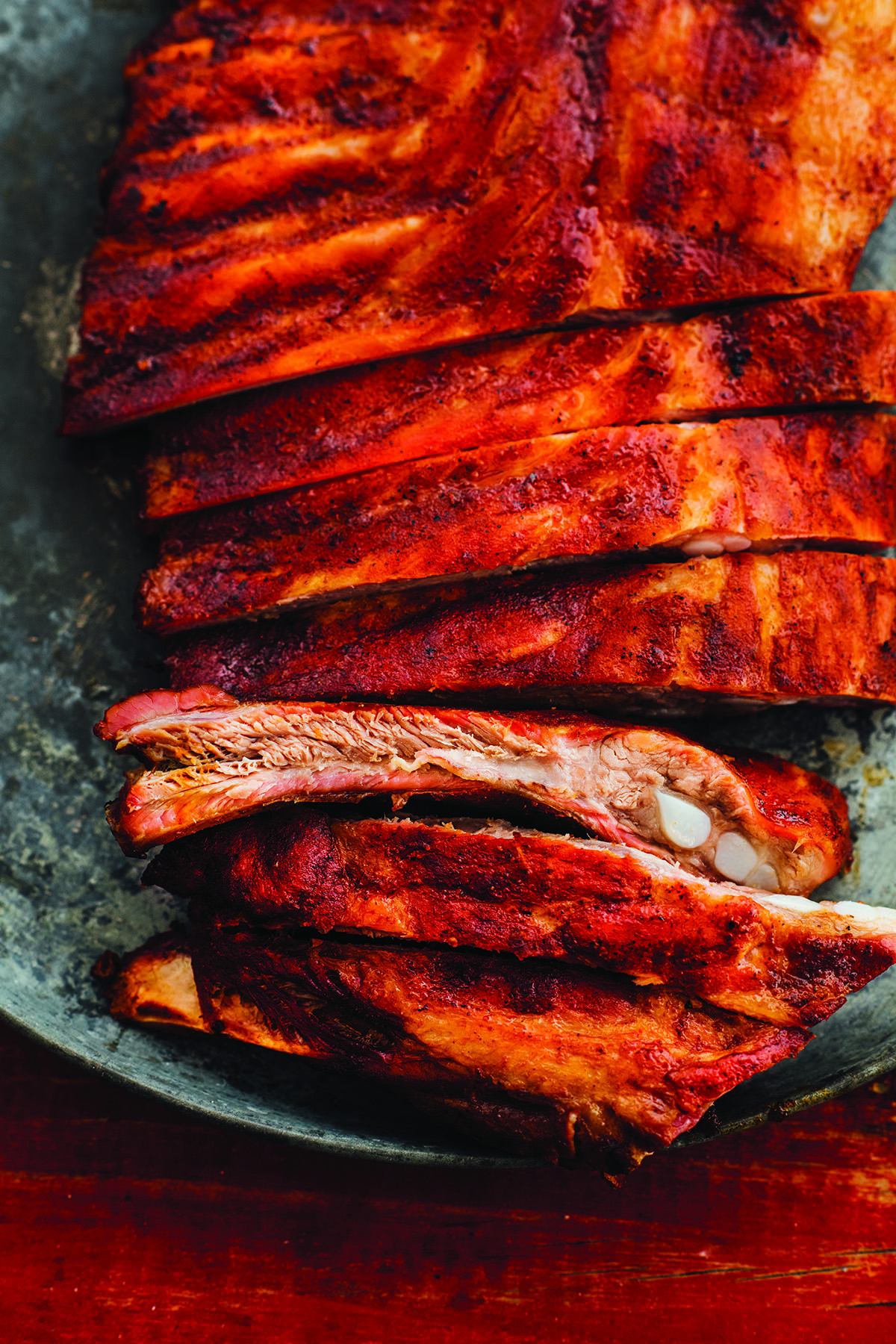 Sam Jones Ribs Recipe