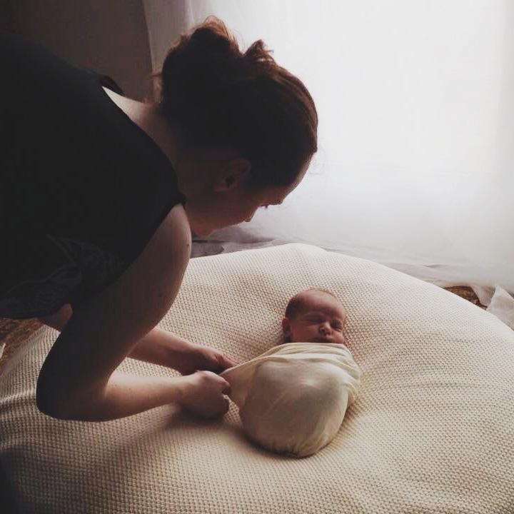 loudoun county va newborn baby photographer   Kate Juliet Photography