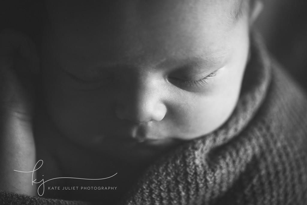 Annandale VA Newborn Baby Girl Photographer | Kate Juliet Photography