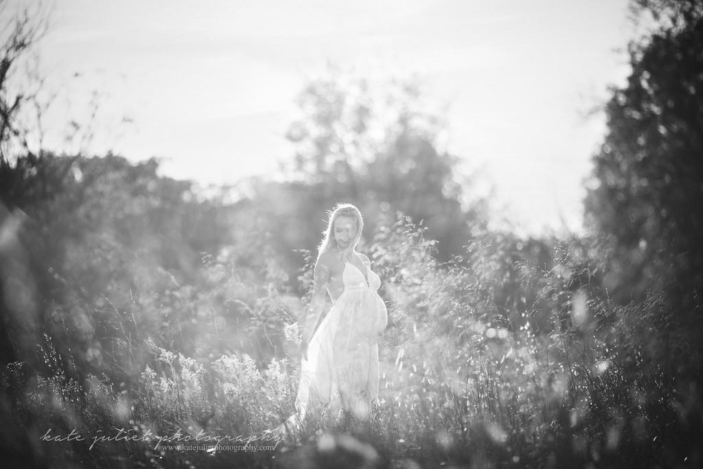 Leesburg VA Pregnancy Maternity Photographer | Kate Juliet Photography