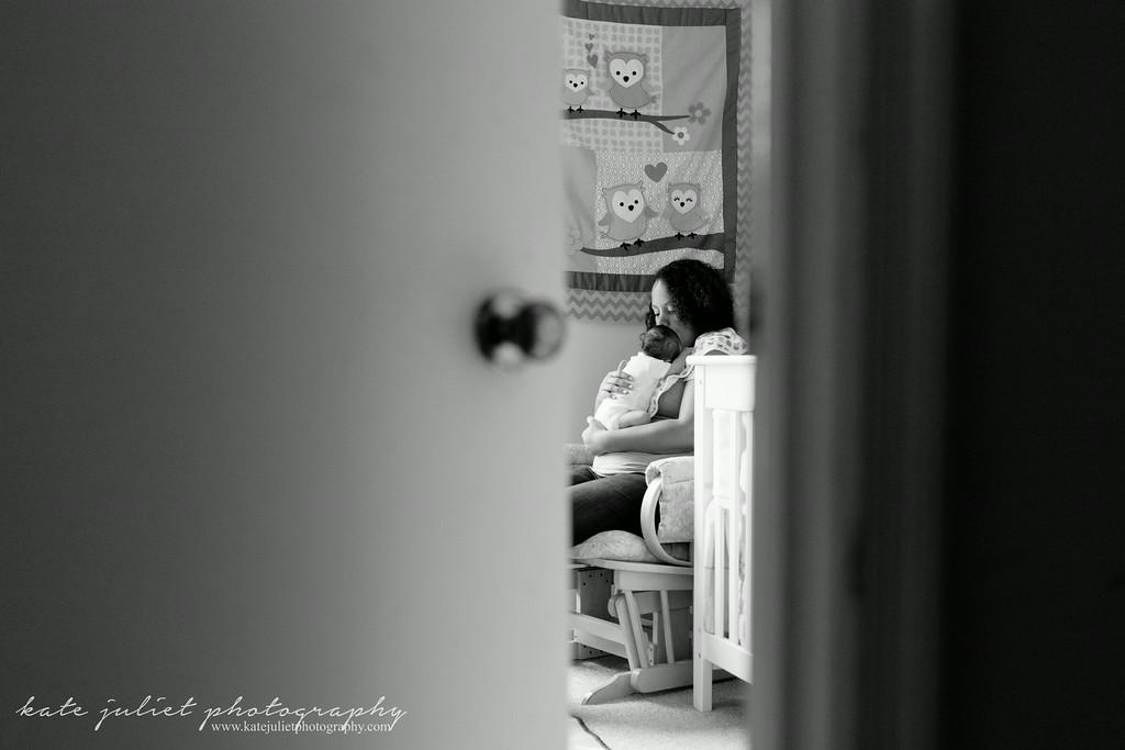 Lorton VA Baby Girl Photos | Kate Juliet Photography