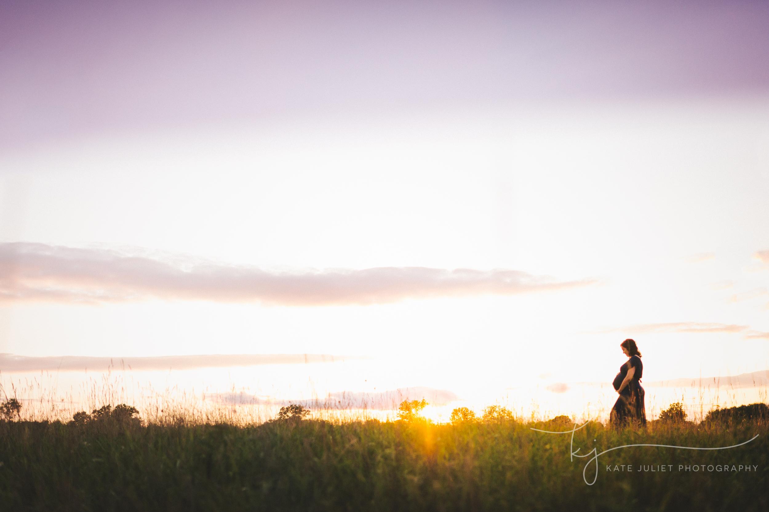 Manassas VA Pregnancy Photographer | Kate Juliet Photography