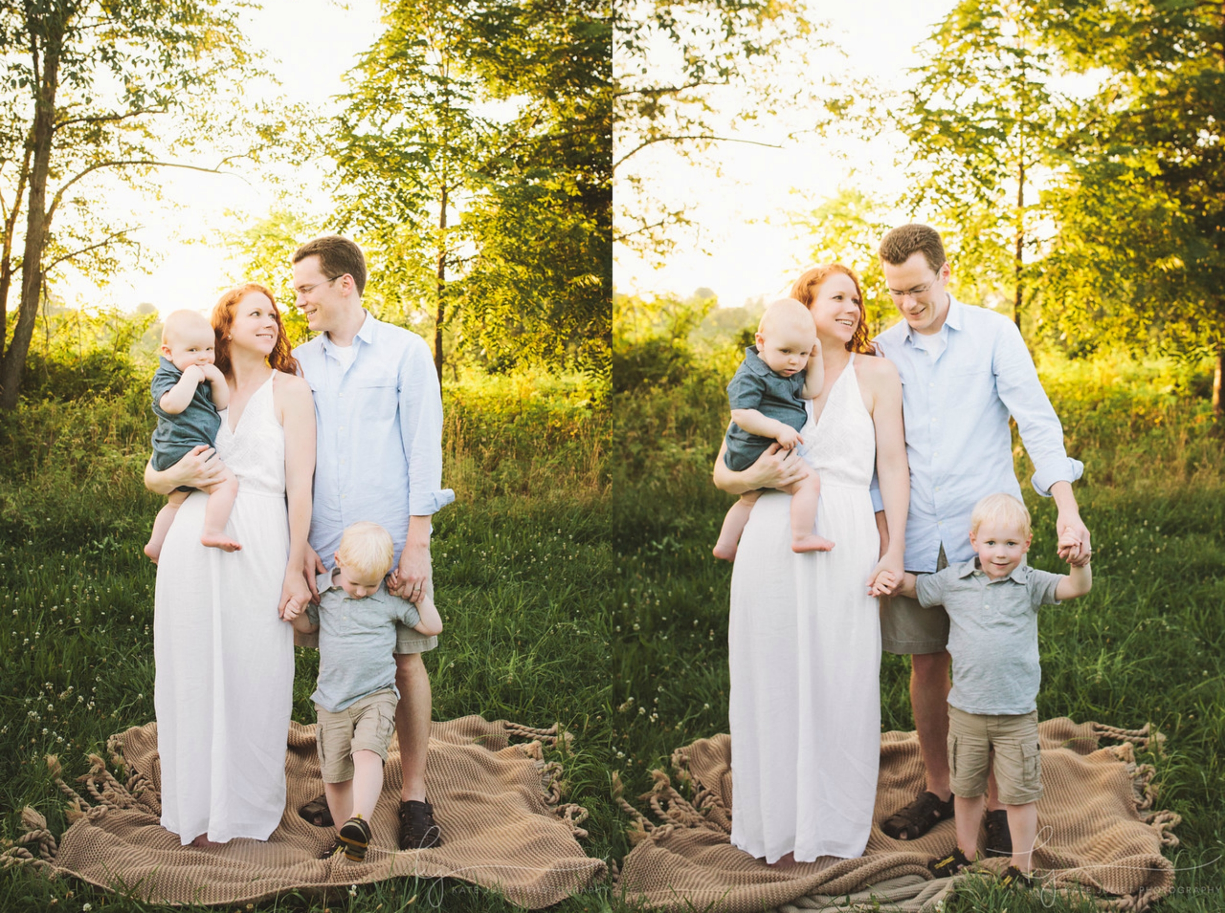 Northern VA Child Family Photographer | Kate Juliet Photography