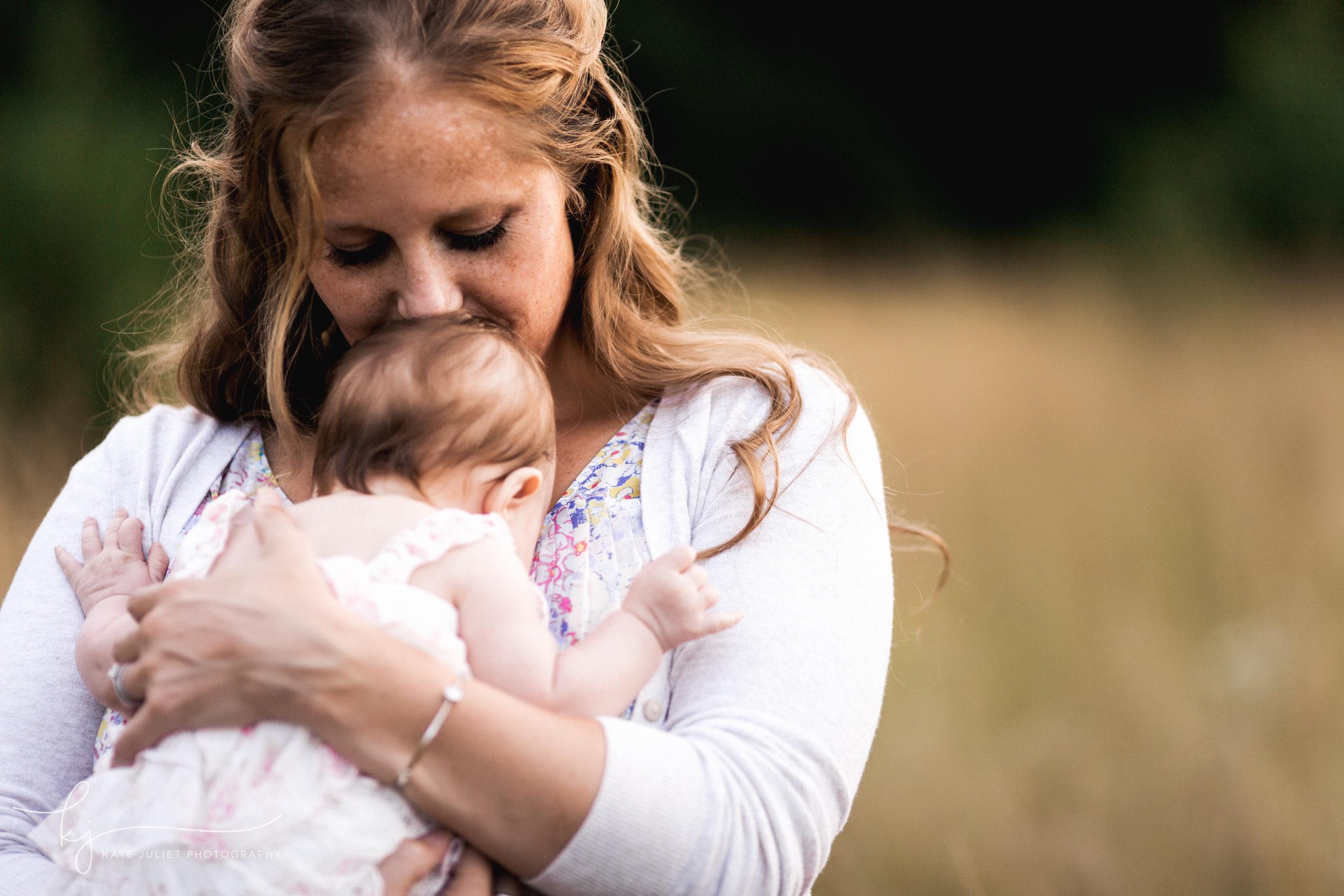 Alexandria VA Baby Family Photographer | Kate Juliet Photography
