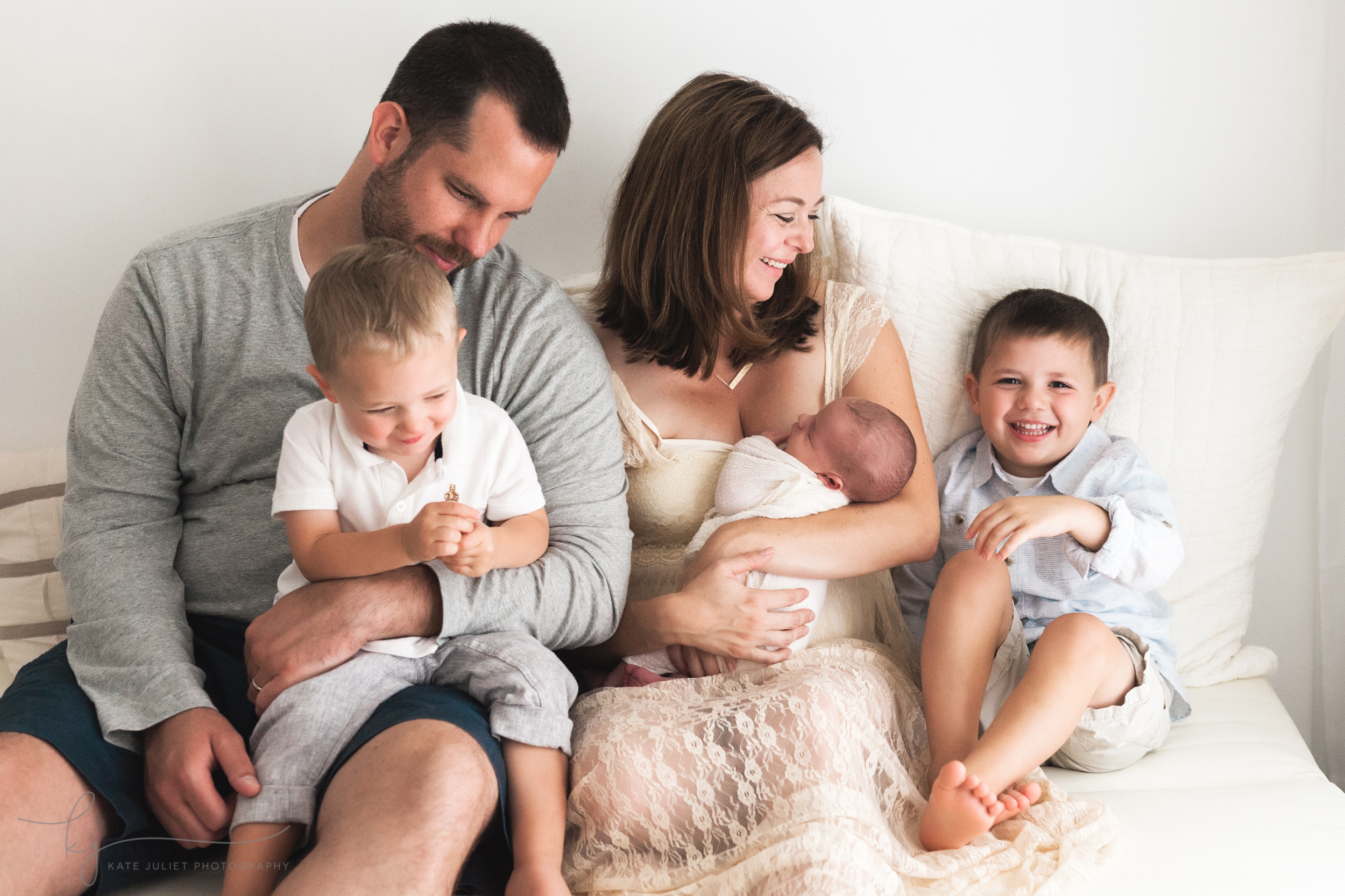 Loudoun County Newborn Photographer | Kate Juliet Photography